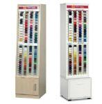SVK168/10 Gutermann Cabinet: Sew-All, Extra, Top - Choice of Finish